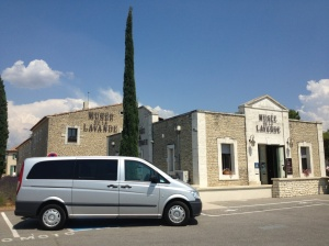 Provence reservation minibuses
