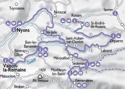 Lavender Fields France Map.Routes De Lavande Lavender In Provence